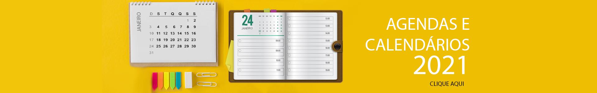 Agendas e calendários - Desktop