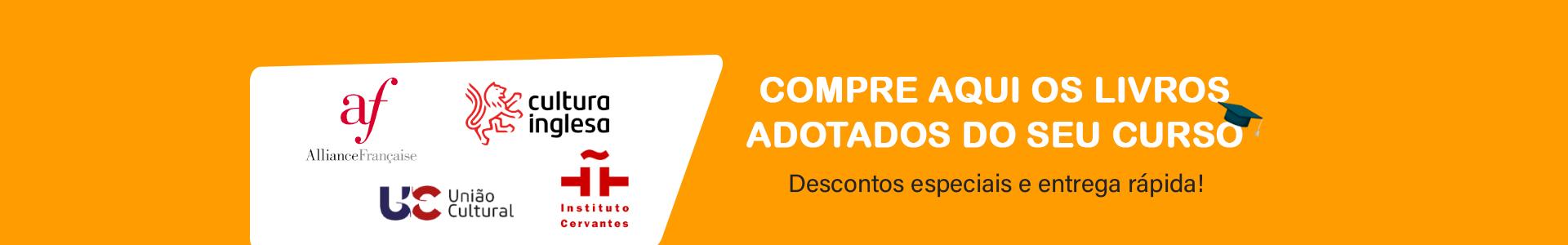 Adotados Idiomas - Desktop