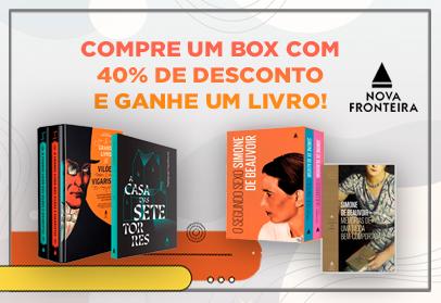 Kit Box Nova Fronteira - Mobile