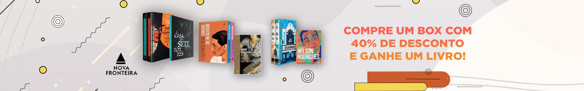 Kit Box Nova Fronteira - Desktop