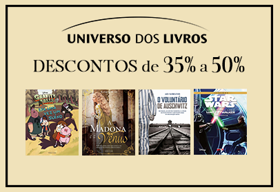 Universo dos Livros - Mobile